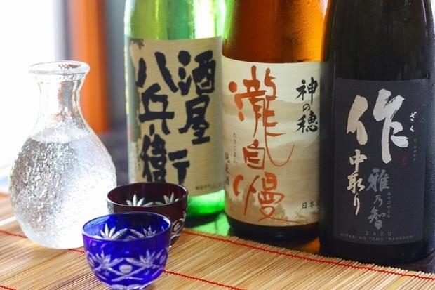 三重の日本酒